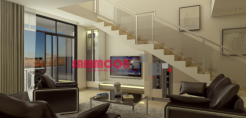 living area design