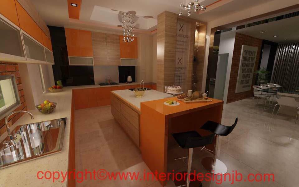 Interior Design Renovation Permas Jaya Interior