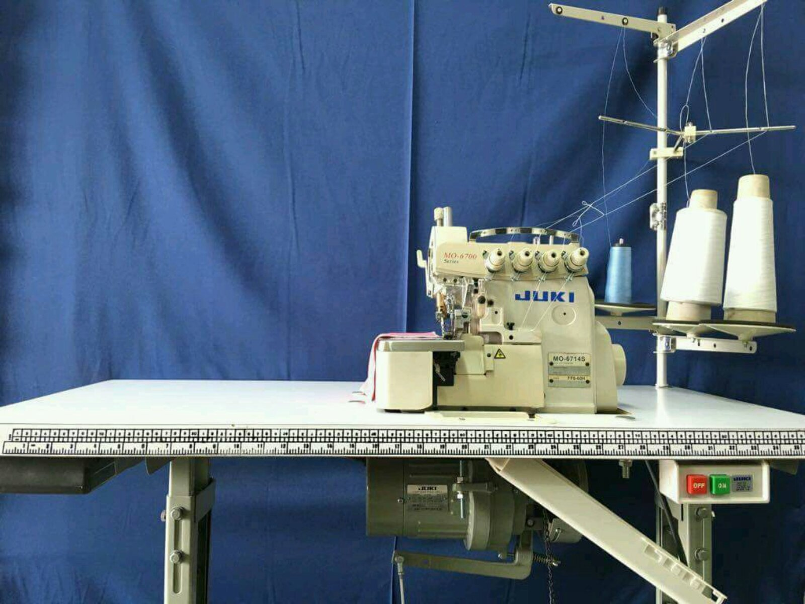 2nd Juki hi speed Overlock sewing machine!!!