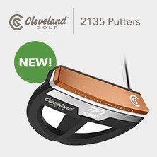 New CLEVELAND 2135 Putters UNLEASHED at VKGolf
