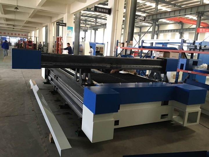 IPG FIBER LASER cutting machine coming soon !!!