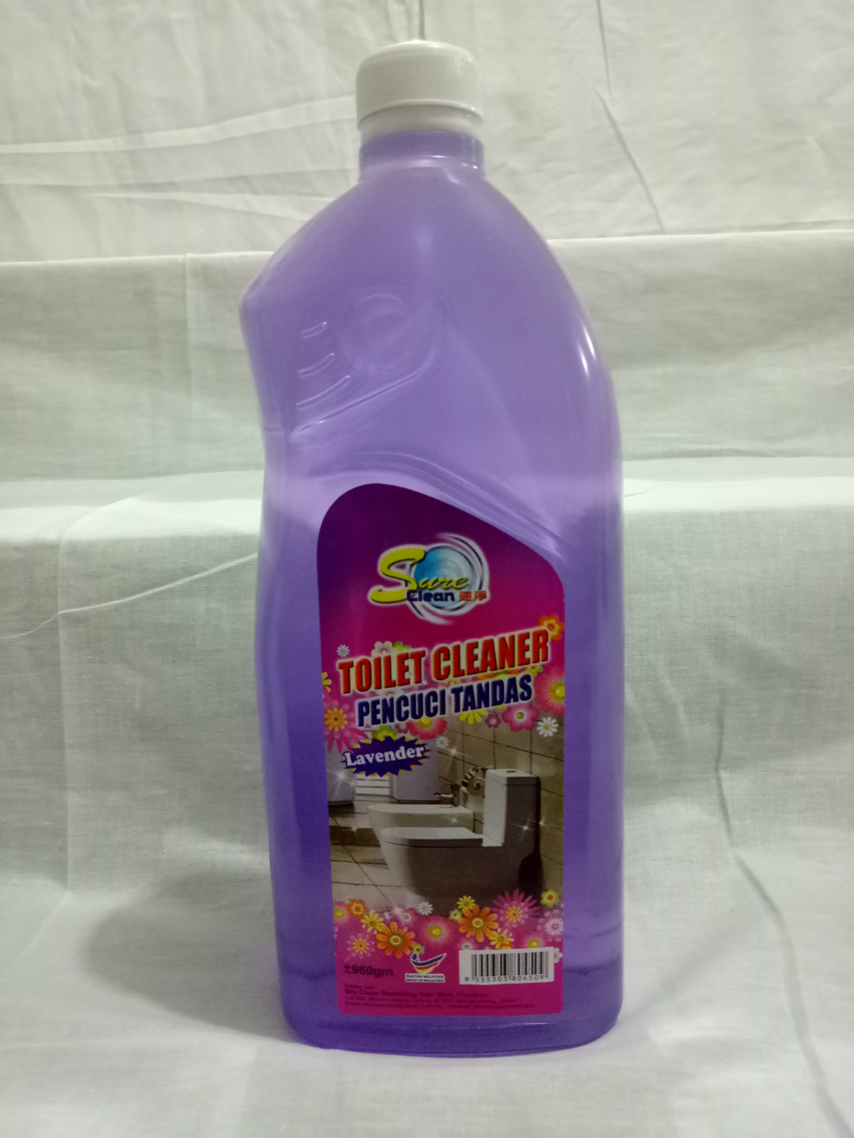 SC Toilet Cleaner 1lt - Lavender 4509