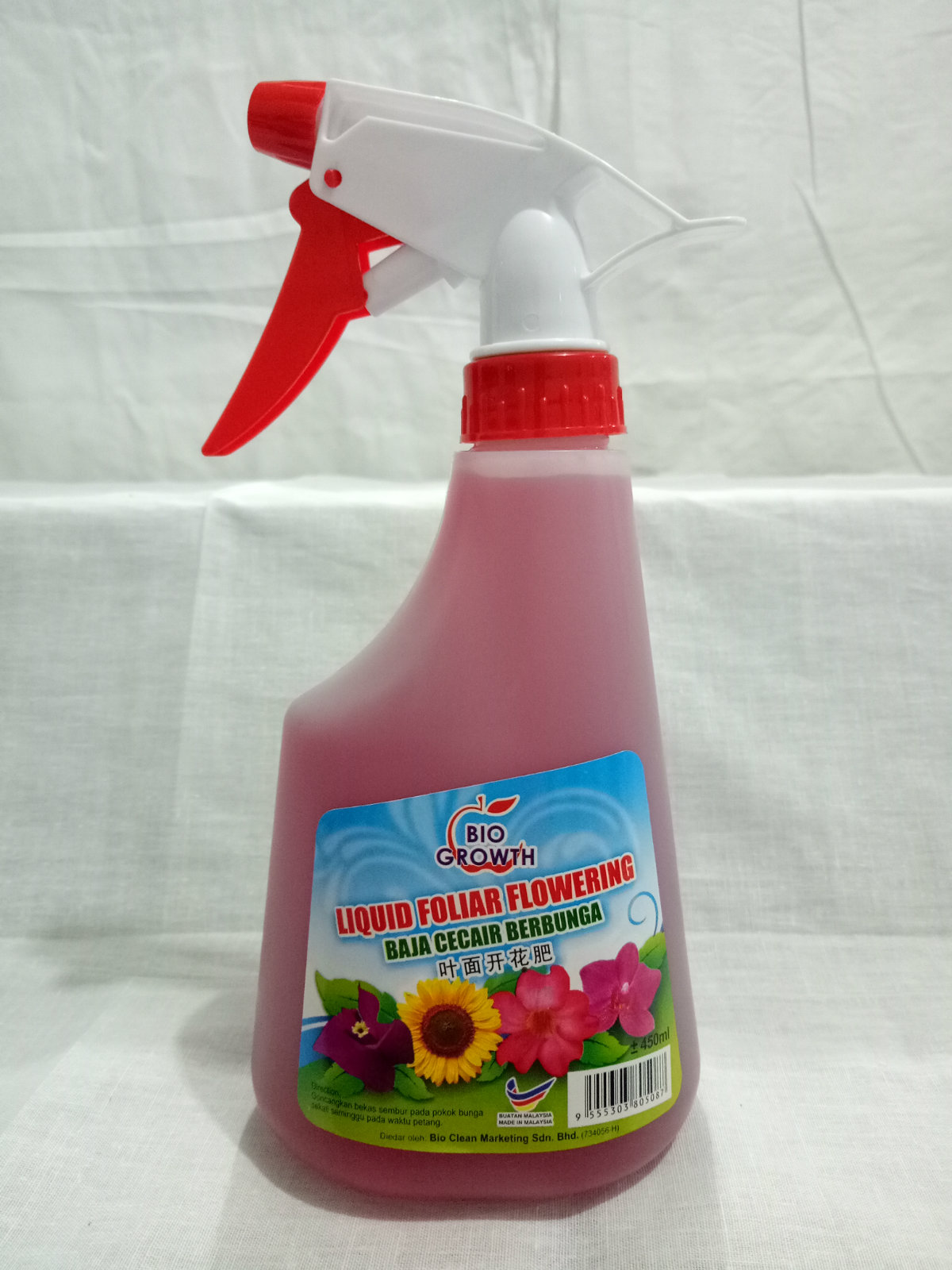 Liquid Flowering Fertilizer 500ml 5087