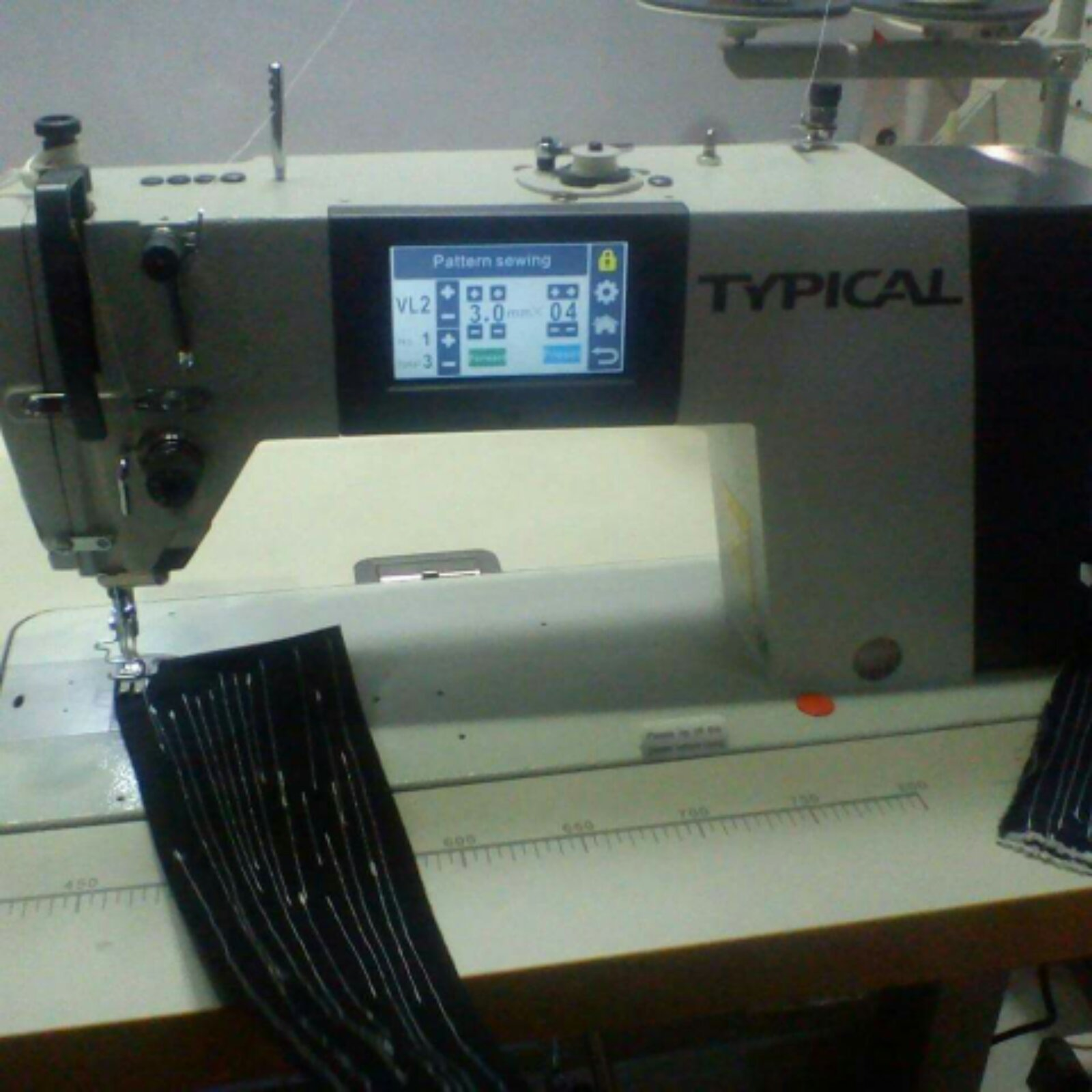 Typical Autometik Hi Speed Sewing Machine@@