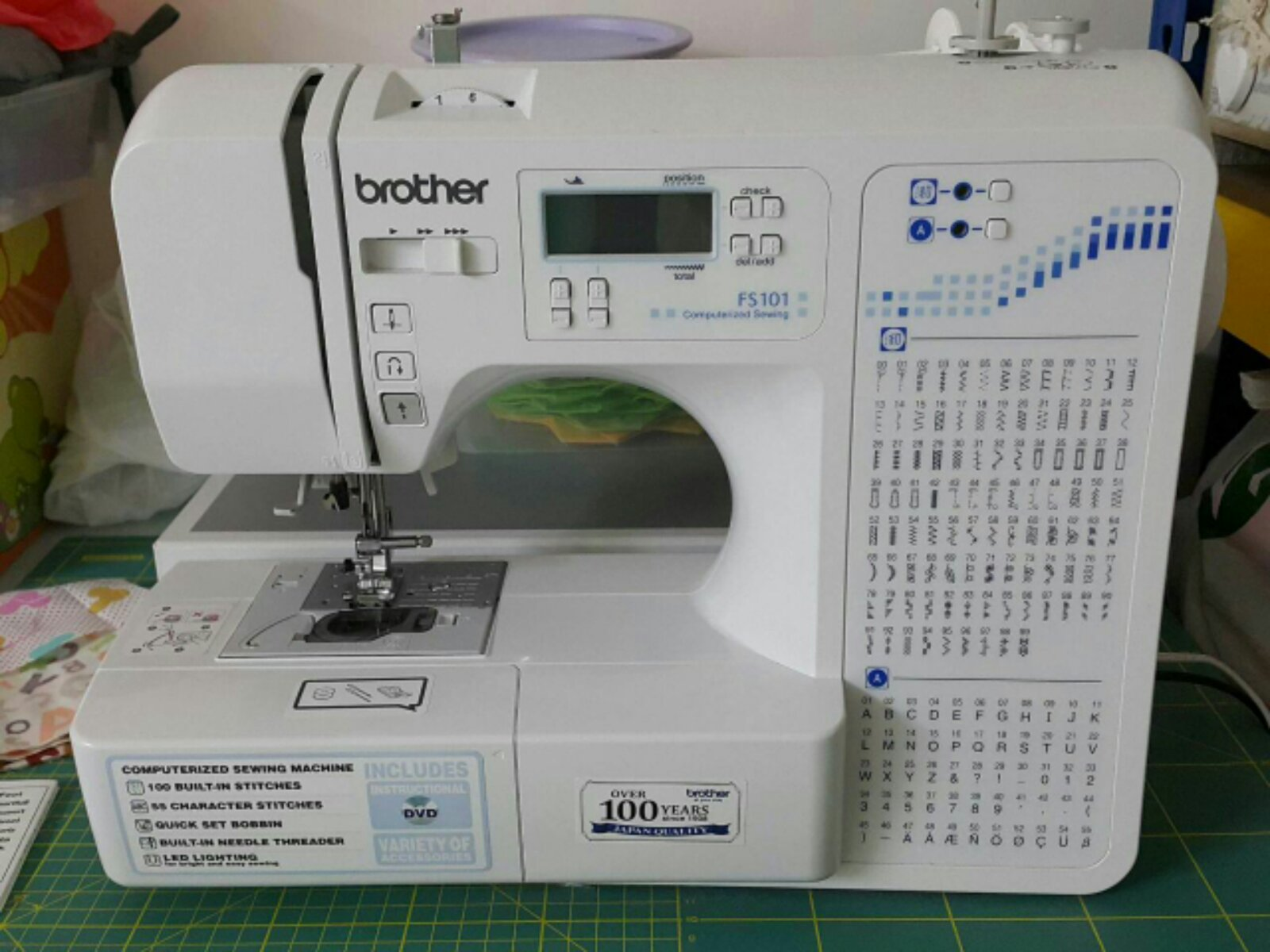 Brother Portable Sewing machine@@