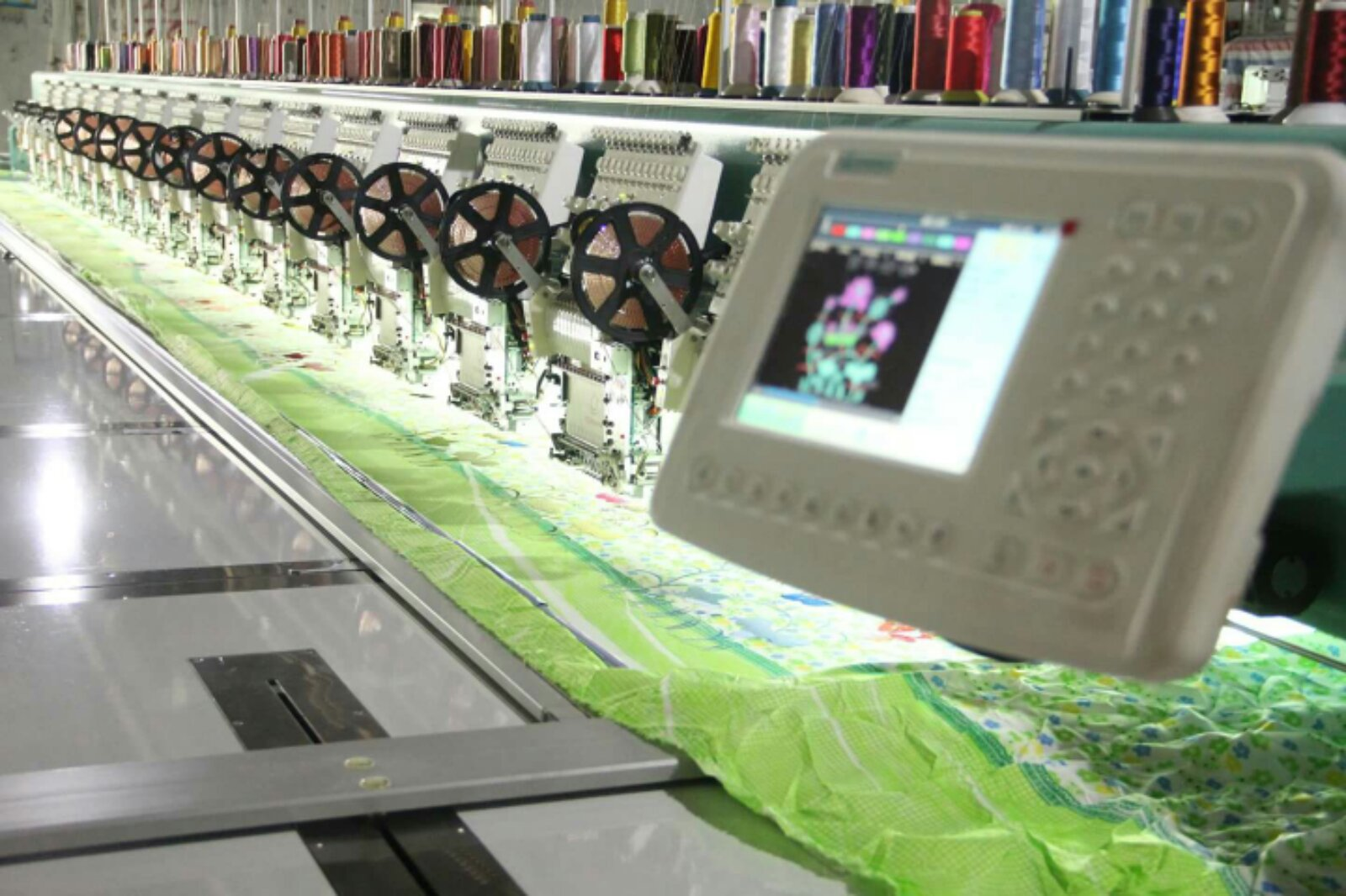 Emboirdery Machine@@