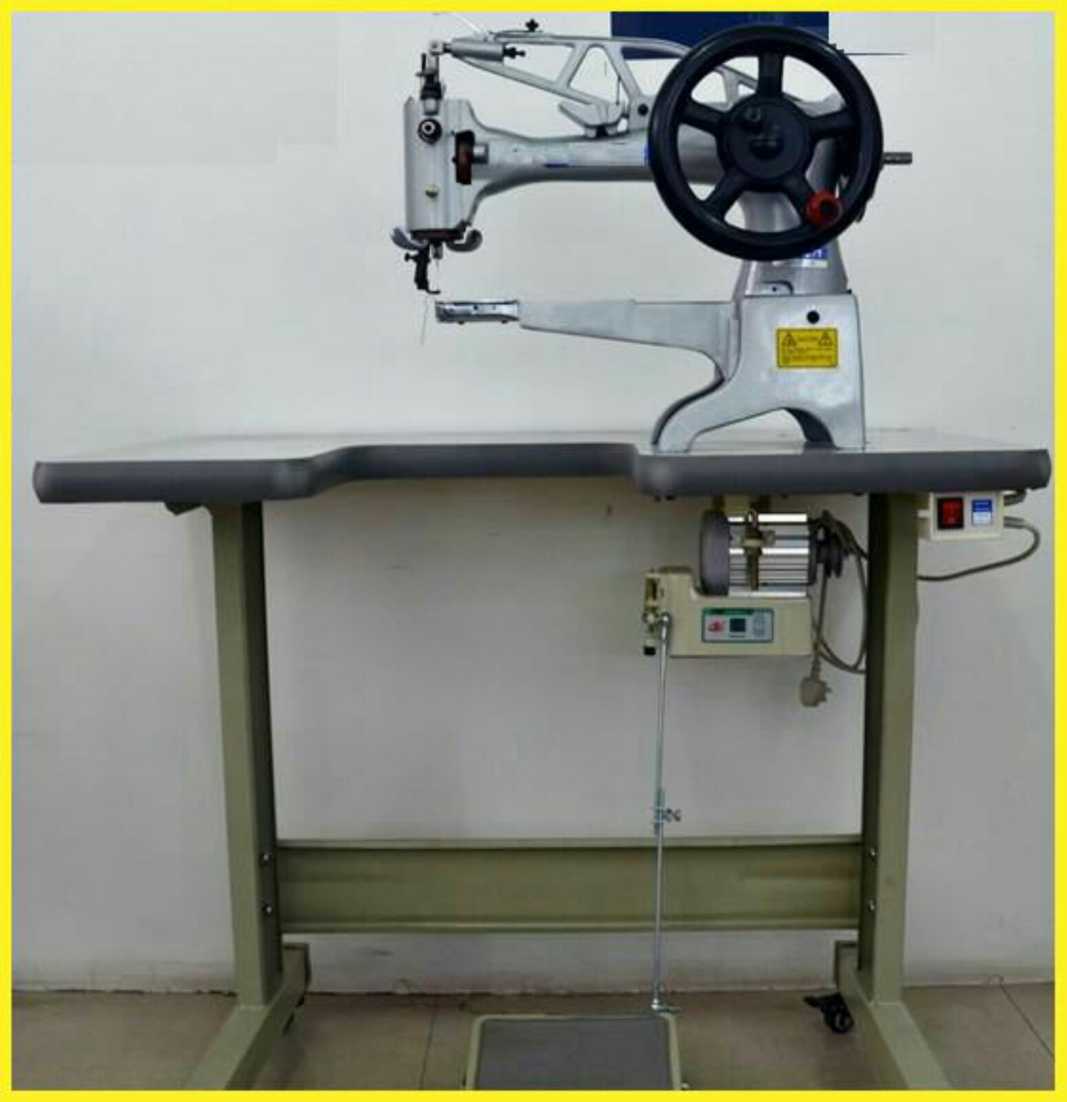 Shoe sewing machine@@