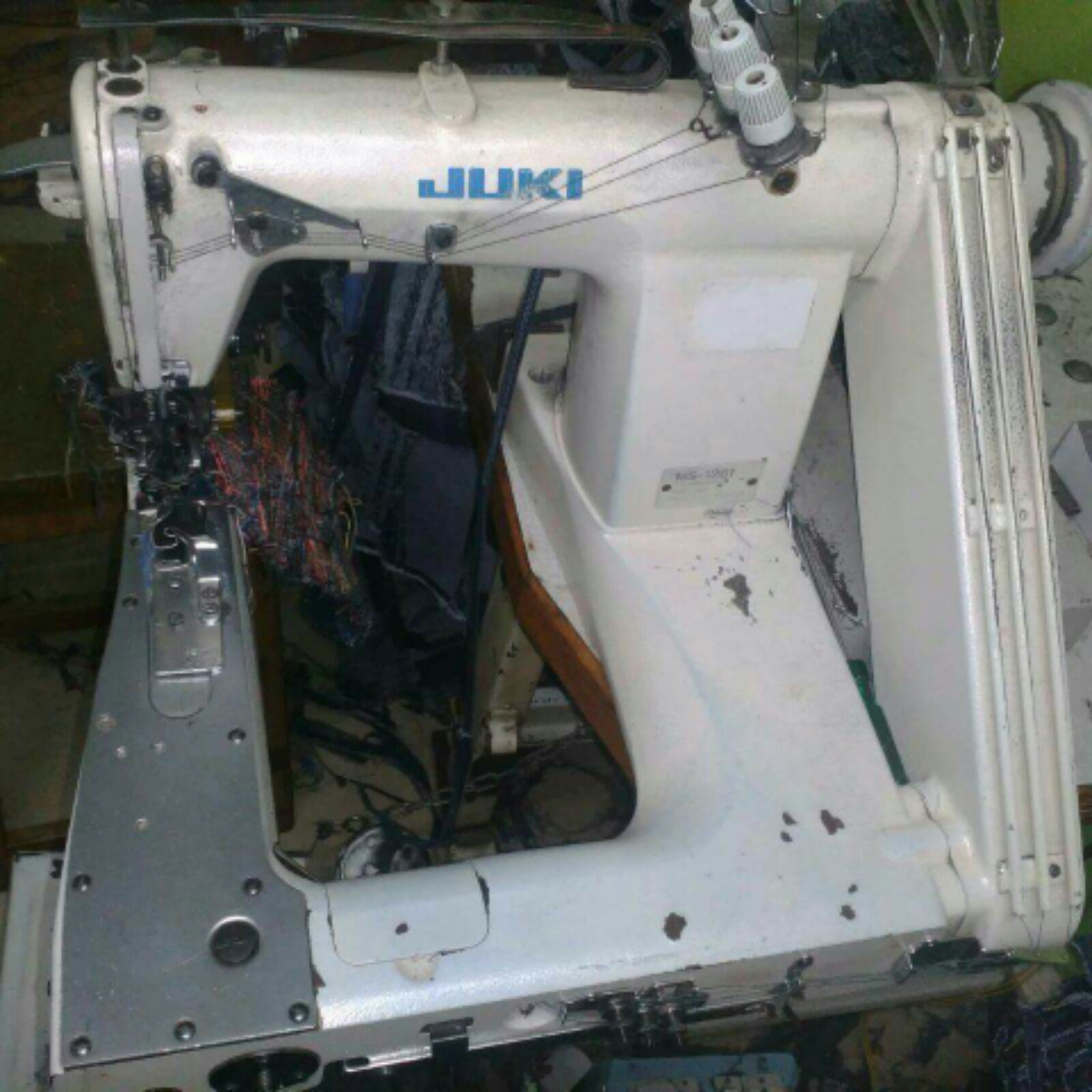2nd jeans sewing machine@@