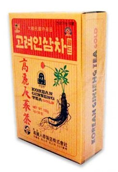 Koryo Korean Ginseng Tea
