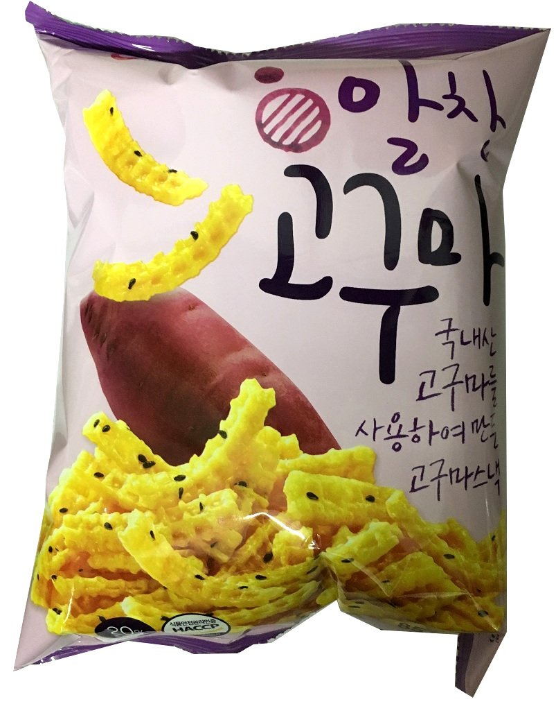 Chungwoo Alchan Goguma (Sweat Potato)