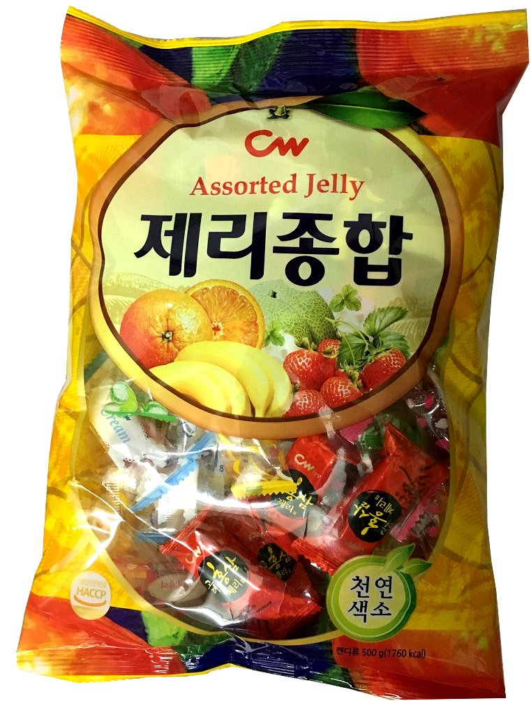 Chungwoo Assorted Jelly