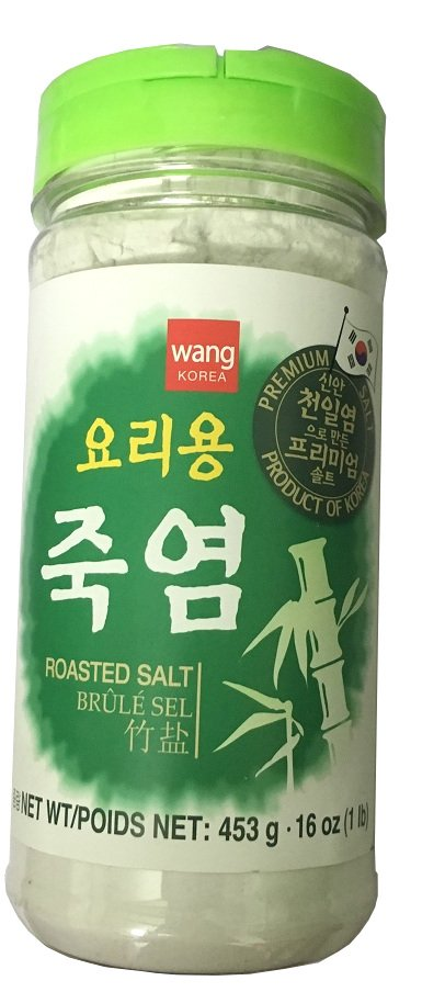 Wang Yoriyong Jukyeom (Roasted Salt)