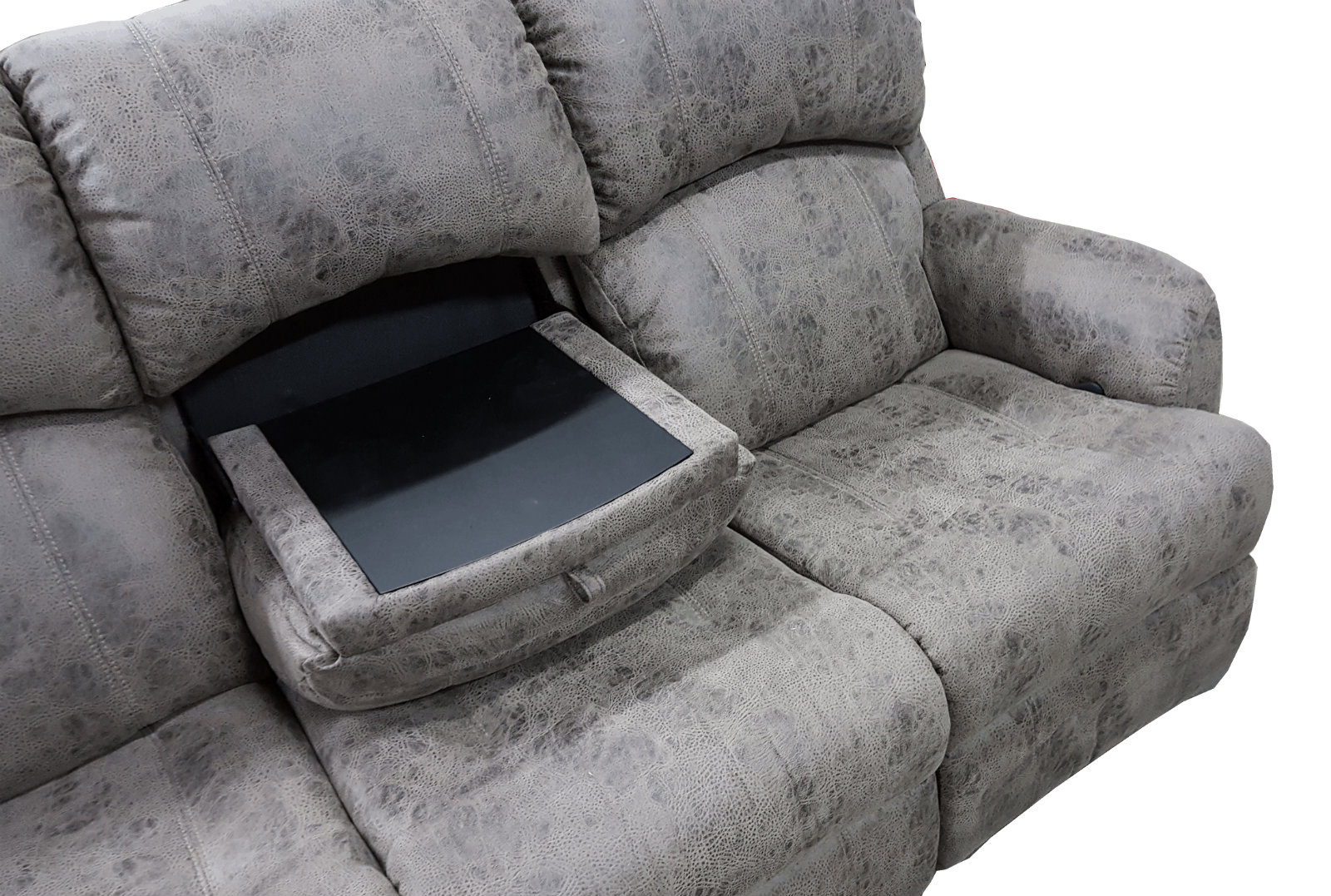 Sofa Recliner with Foldable Table