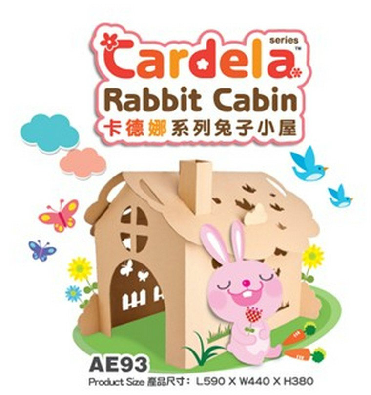 AE93 Alice Cardela Rabbit Cabin