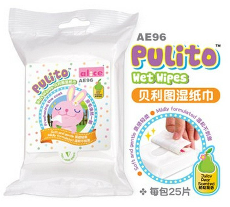 AE96 Alice Pulito Wet Wipes