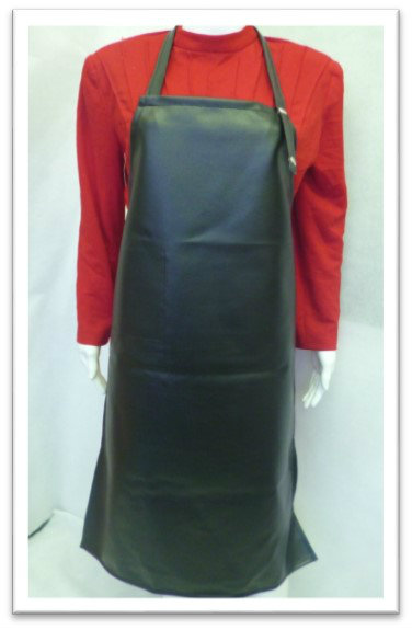 58(B). PVC LEATHER APRON   PVC皮围裙