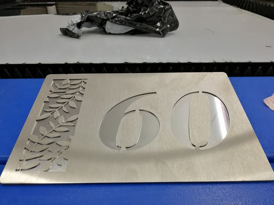 Laser Cutting Parts