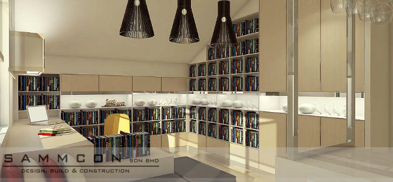 mini library design