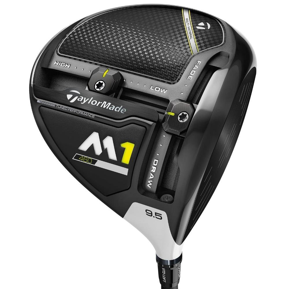TaylorMade M1 2017 Driver Description and Informational Review!