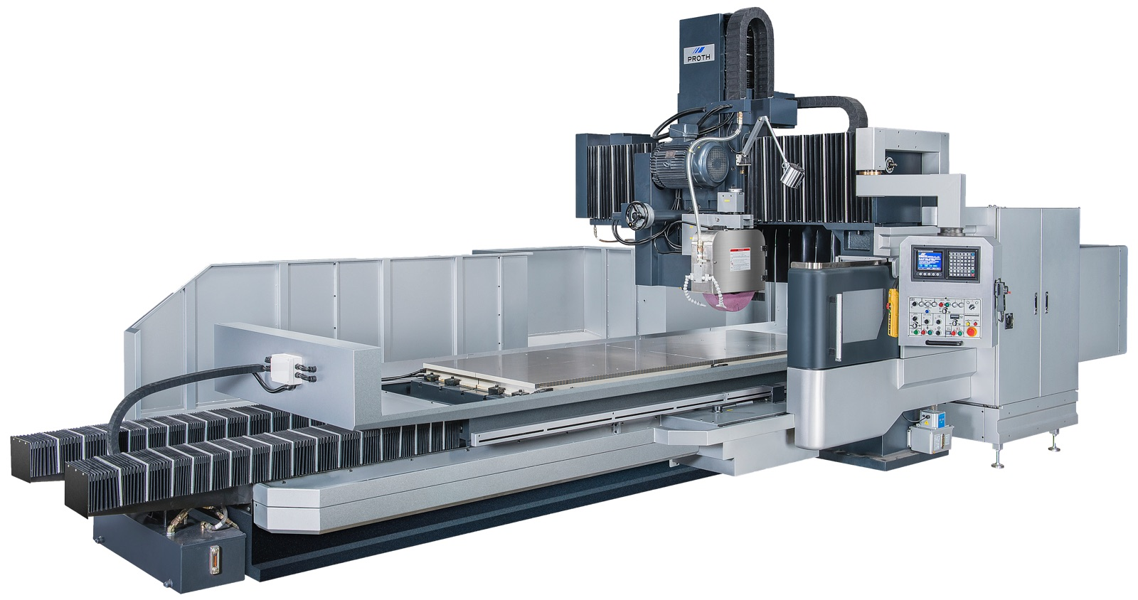 PROTH Surface Grinding Machine - Double Column Planer Series