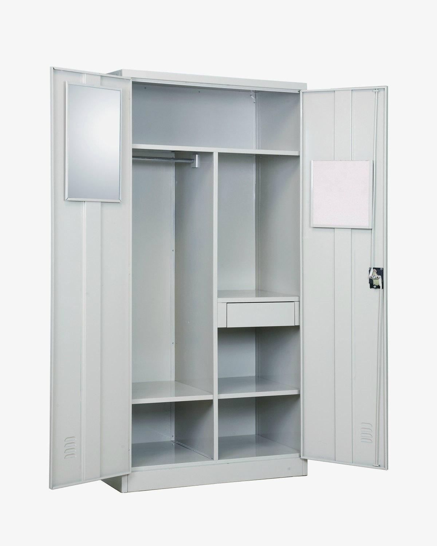 Metal Wardrobe Education Furniture Hostel Johor Supply