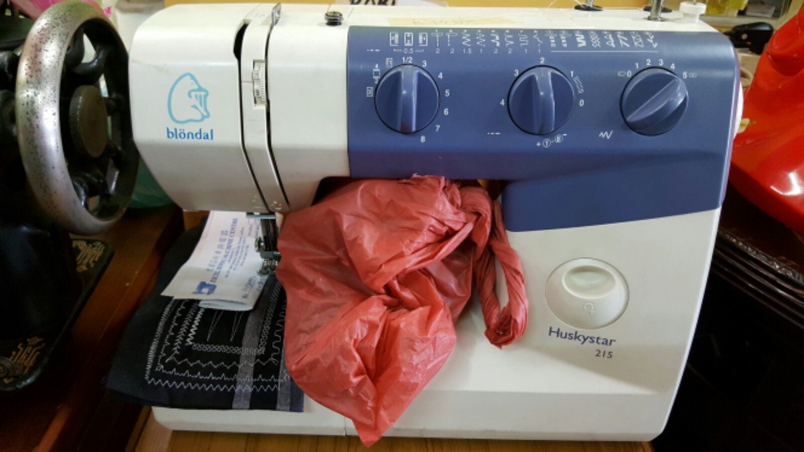 Repai And Sevice Blondal Portable Sewing Machine@@