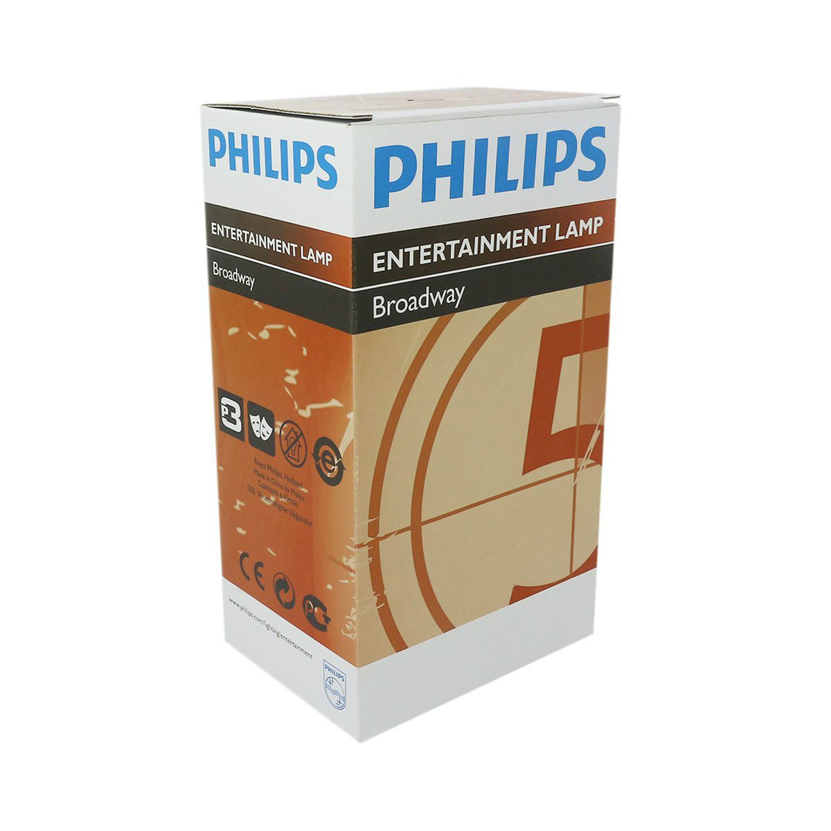 PHILIPS PGJX50 800W 230V 7018G BROADWAY ENTERTAINMENT LAMP