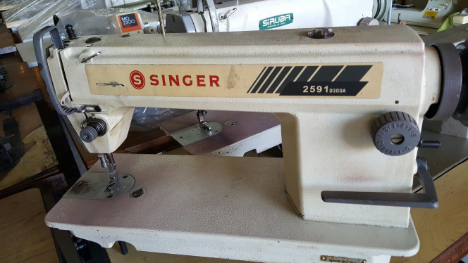 Second Hand  Sewing Machine!!!