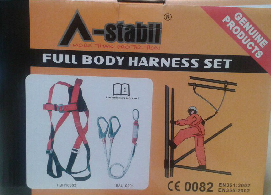 FULL BODY HARNESS SETS