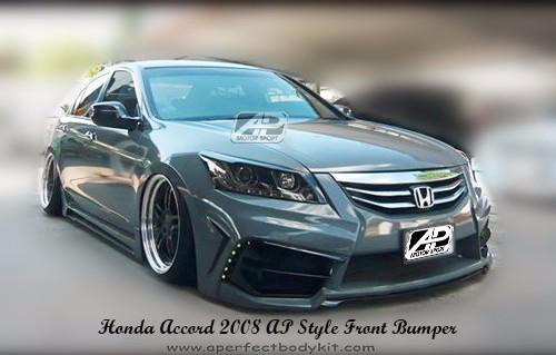 honda accord  ap style front bumper honda accord  johor bahru jb malaysia body kits