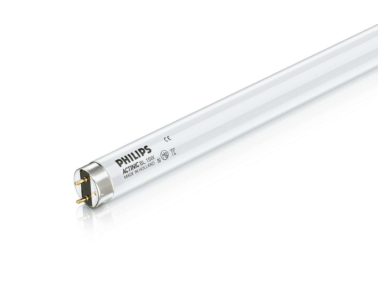 Philips Shatterproof Actinic BL lamps  15 w