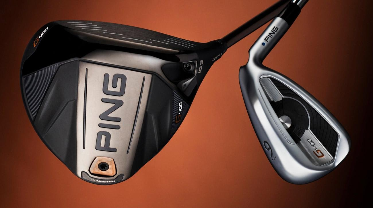 Ping G400 woods and irons - Unleashed with the FURY of the Mantis!