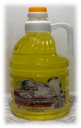 Dishwash 1.3 Ltr (Yellow) 2437