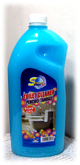 SC Toilet Cleaner 1lt 9068