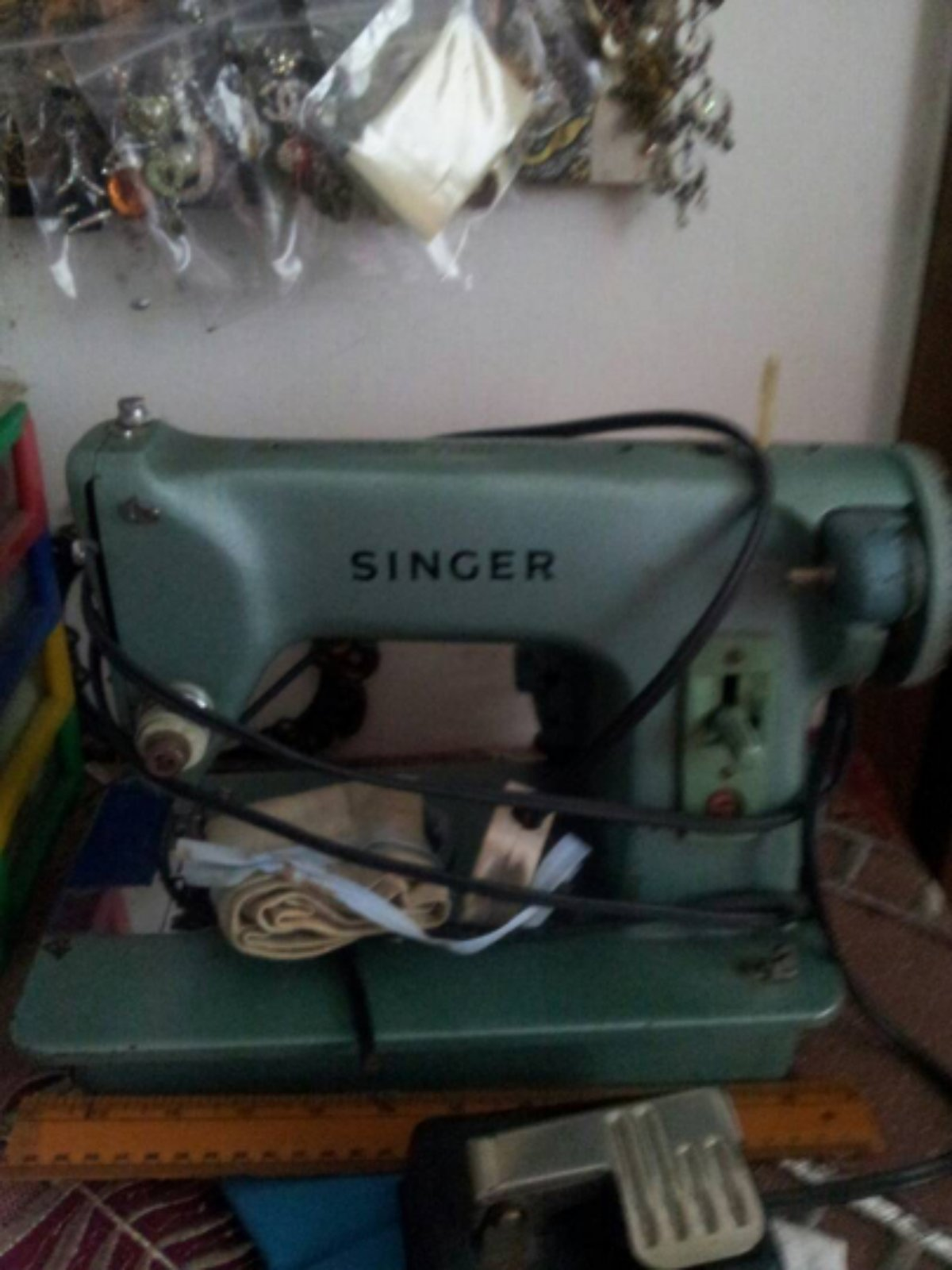 Anti Low.Speed Sewing Machine!
