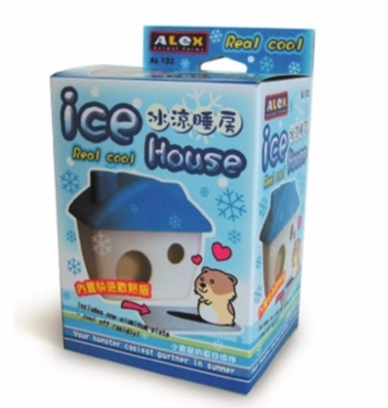 AL132 Alex Hamster Ice House