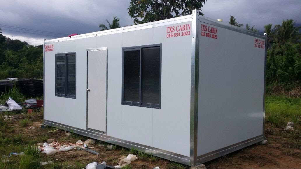Prefabricated Cabin ( EXS Cabin )