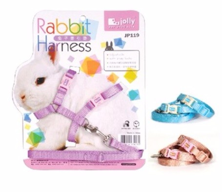 JP119 JOLLY RABBIT HARNESS