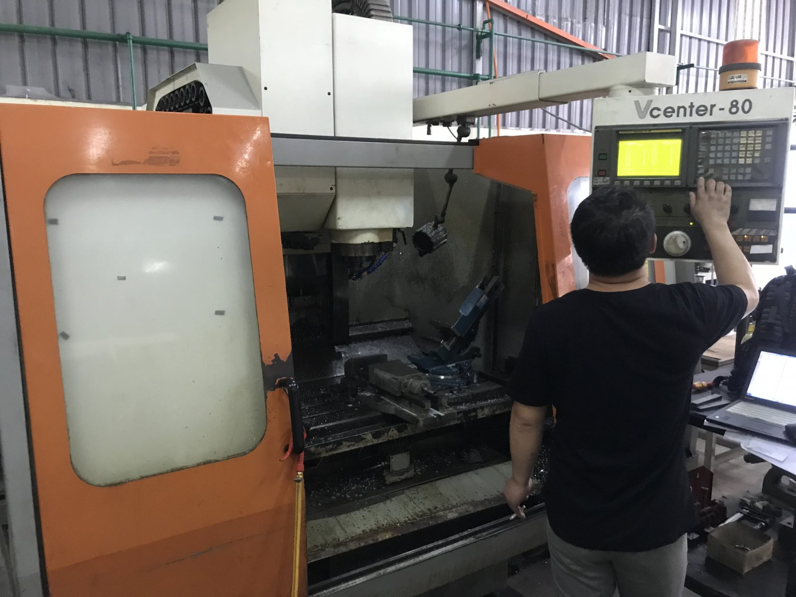 Trouble shoot, repair all kind of CNC Machine (Fanuc, Mitsubishi, Fagor, Siemens and ETC)