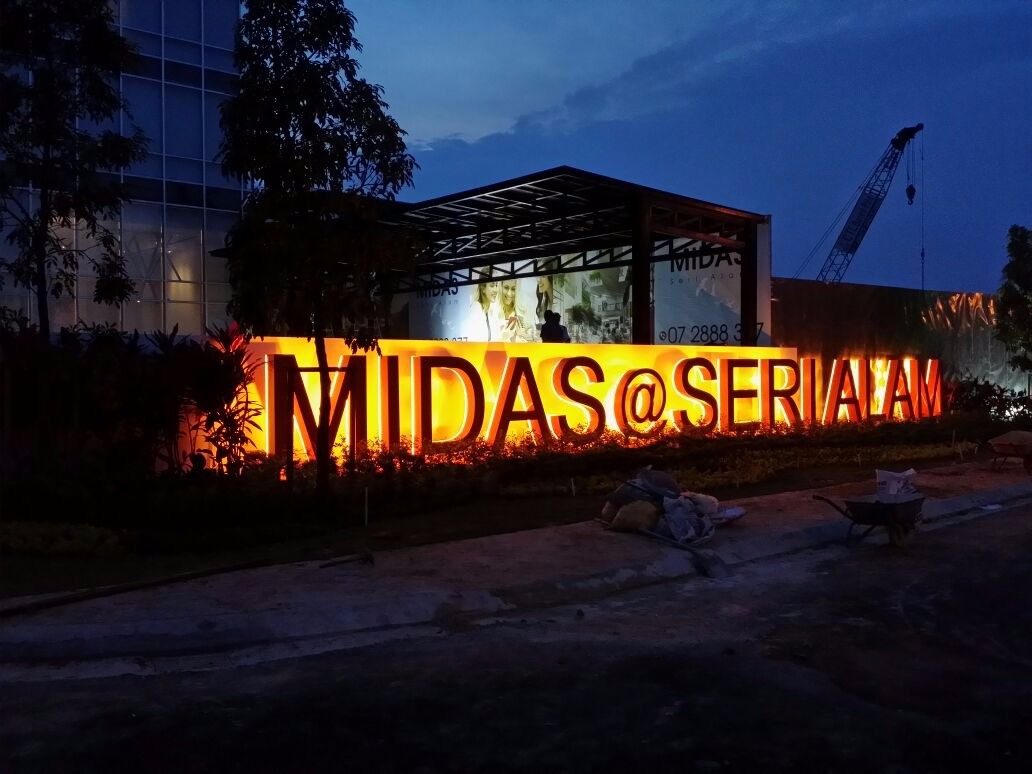 Midas (night mode)