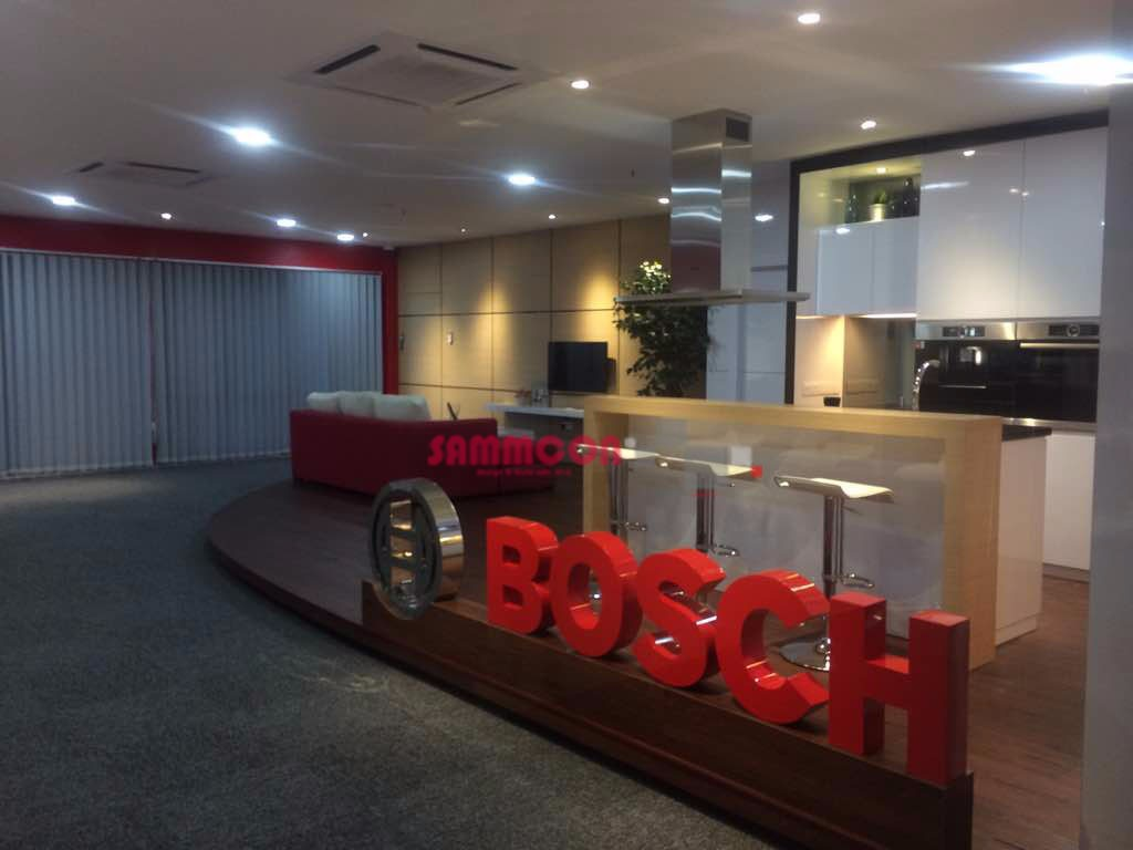 Office Bosch Renovation .