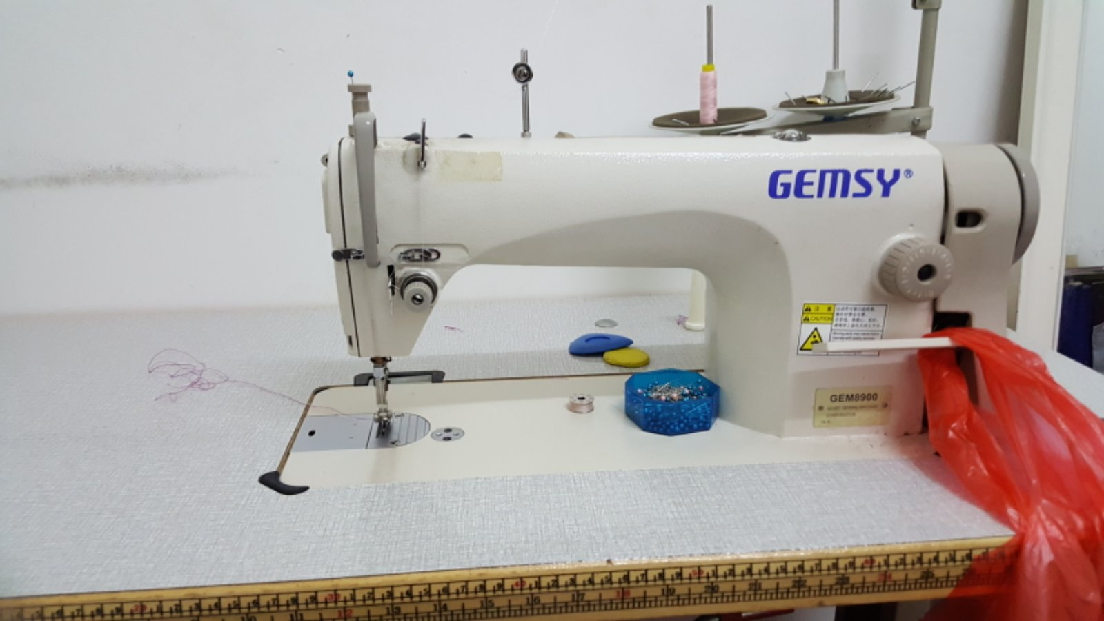 Second Hi Speed Sewing Machine