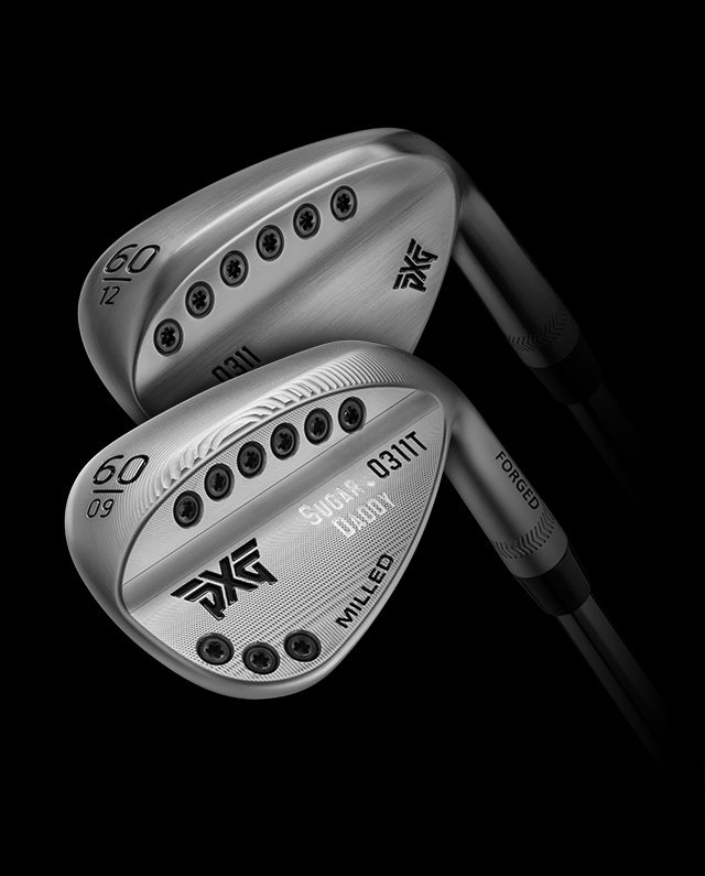 PXG WEDGES