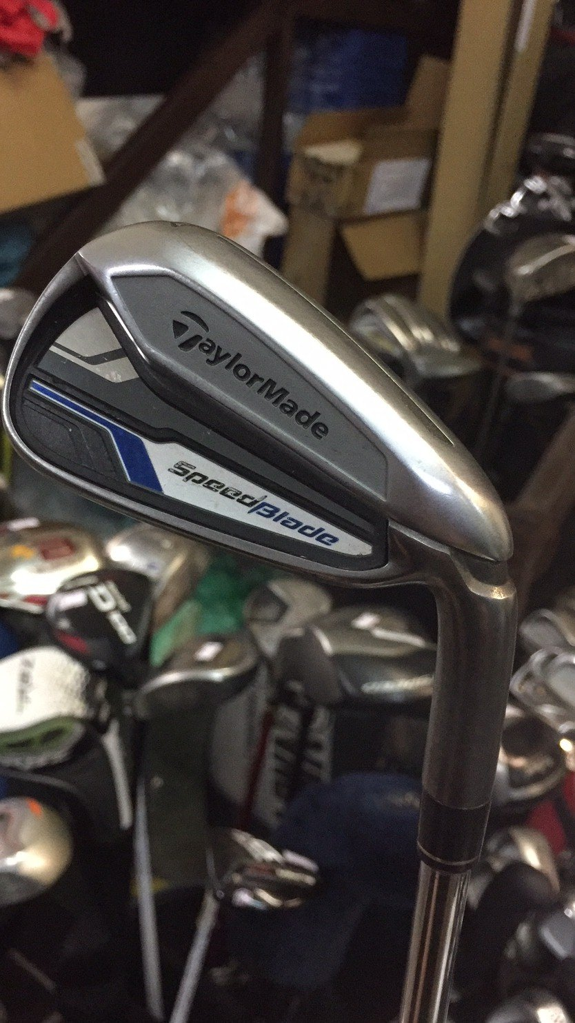 Used Taylor Made Speedblade 5-PS iron set