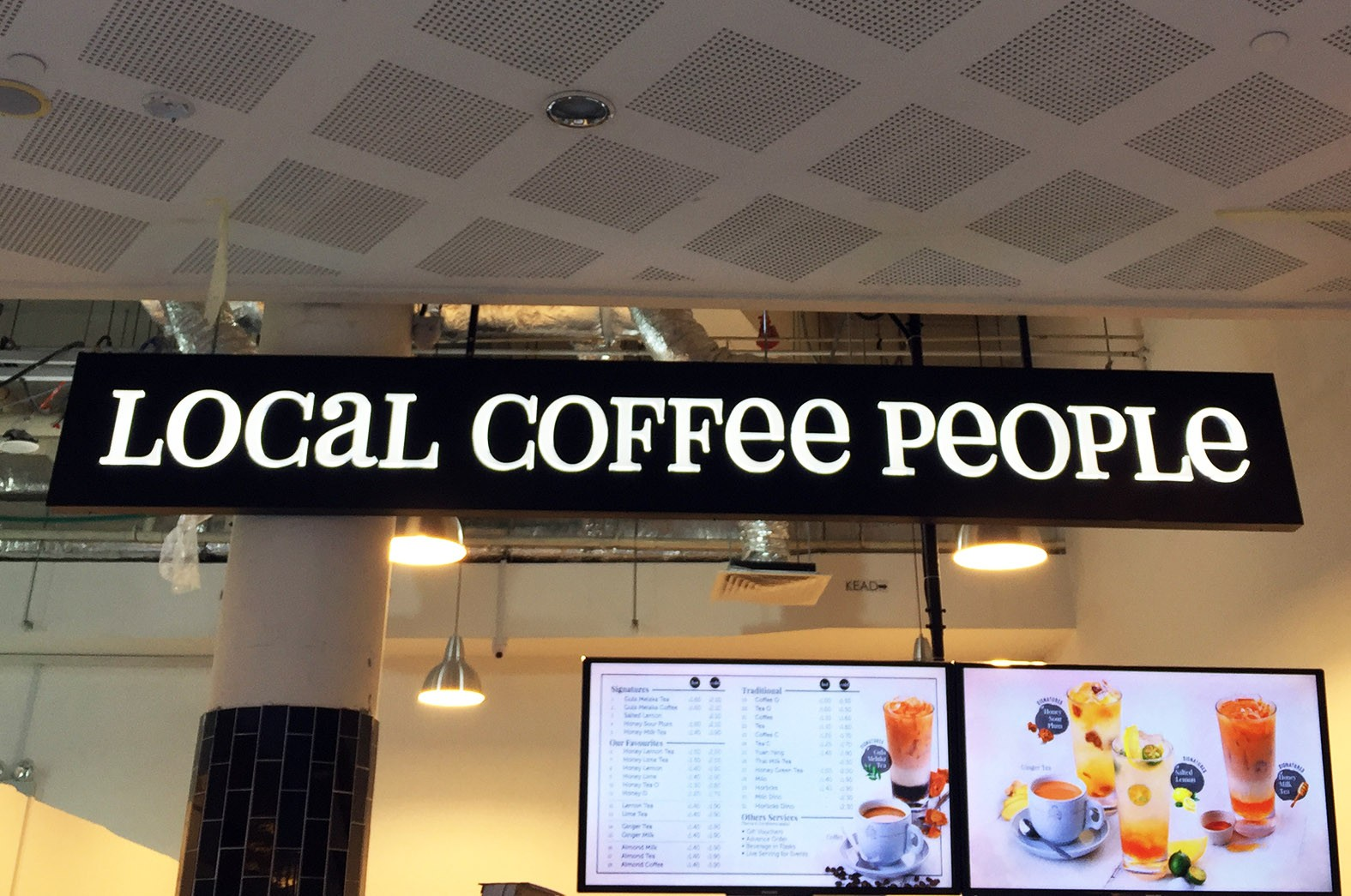 Local Coffee People