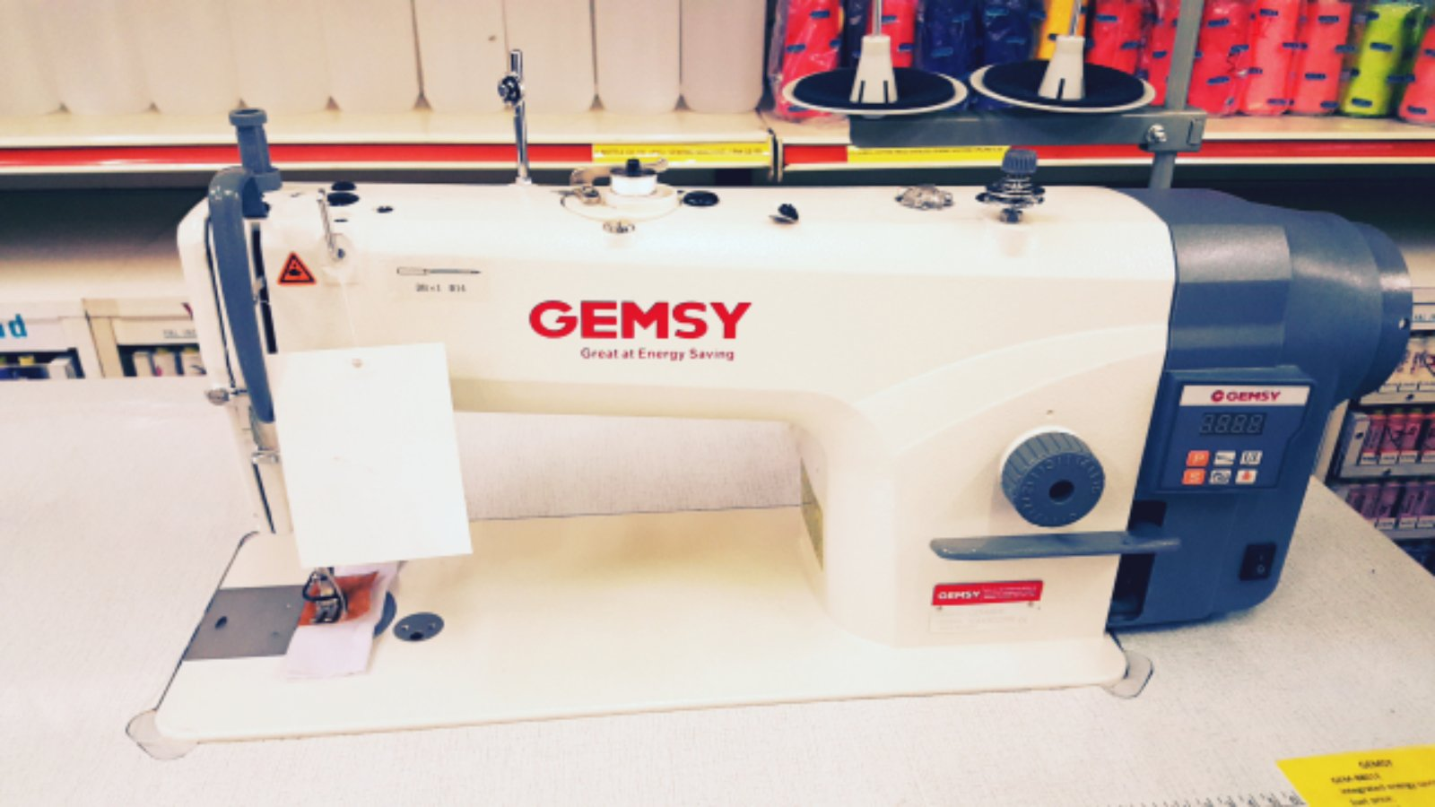 Cemsy Hi Speed Sewing Machine