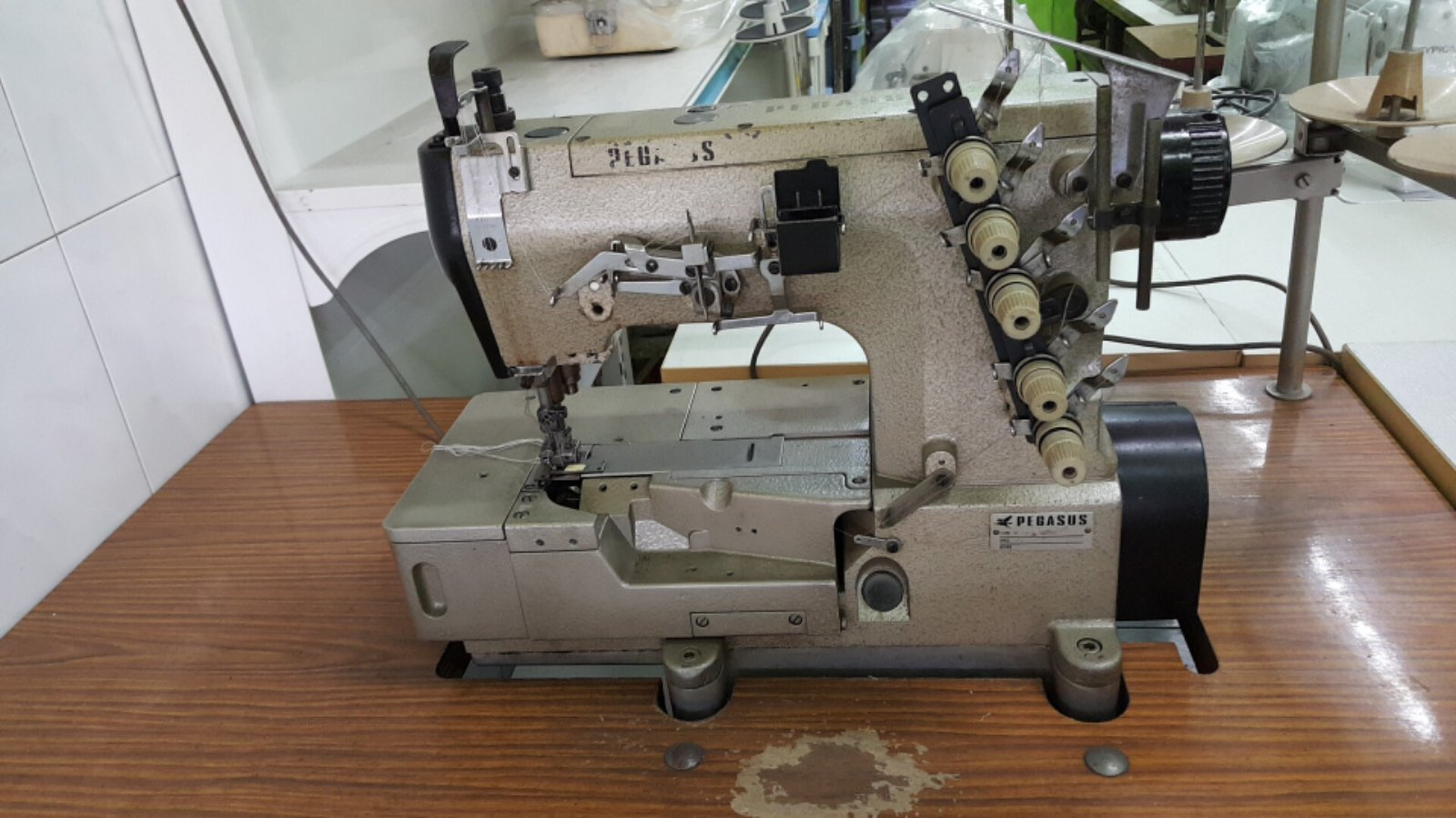 Second Hand Covenstitch Machine