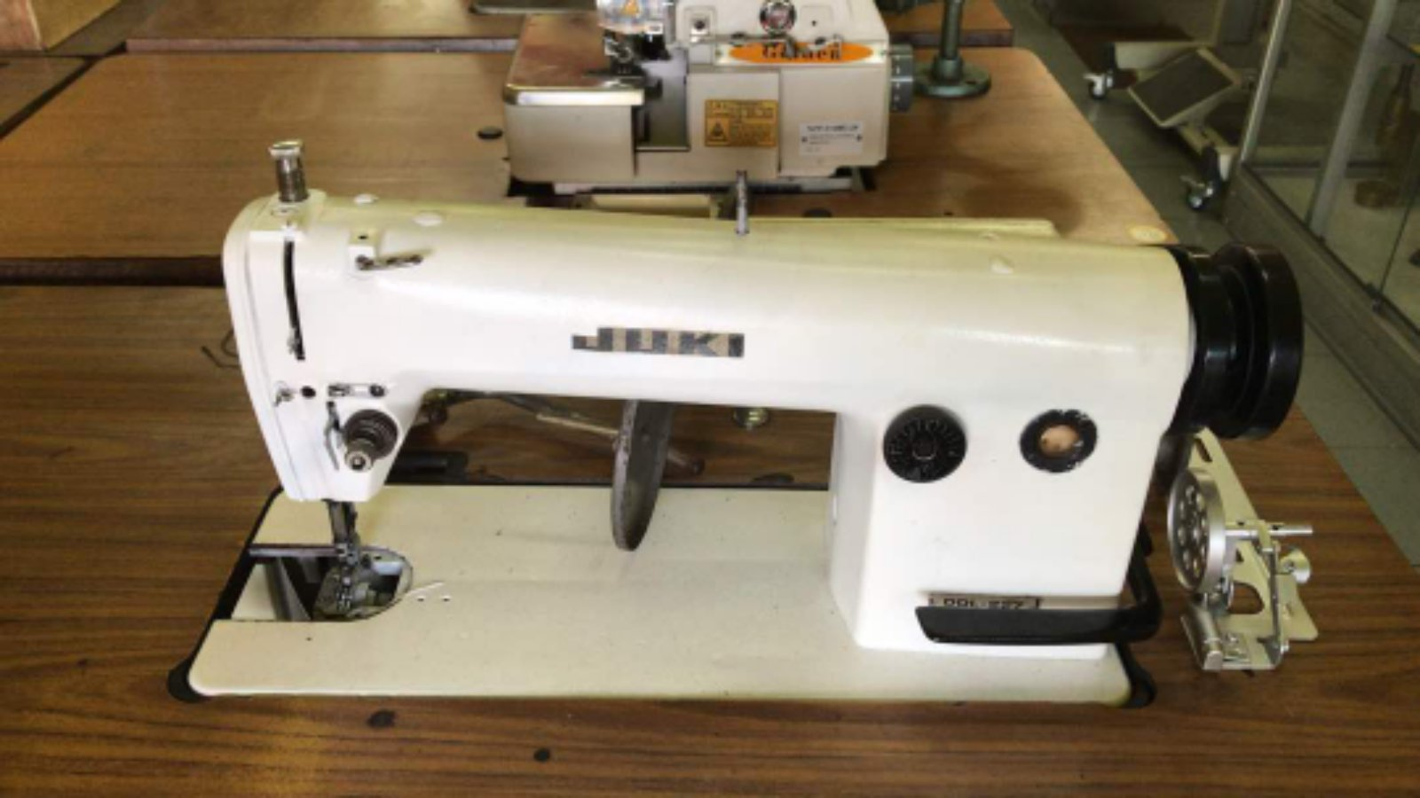 Second Hand Juki Hi Speed Sewing Machine!