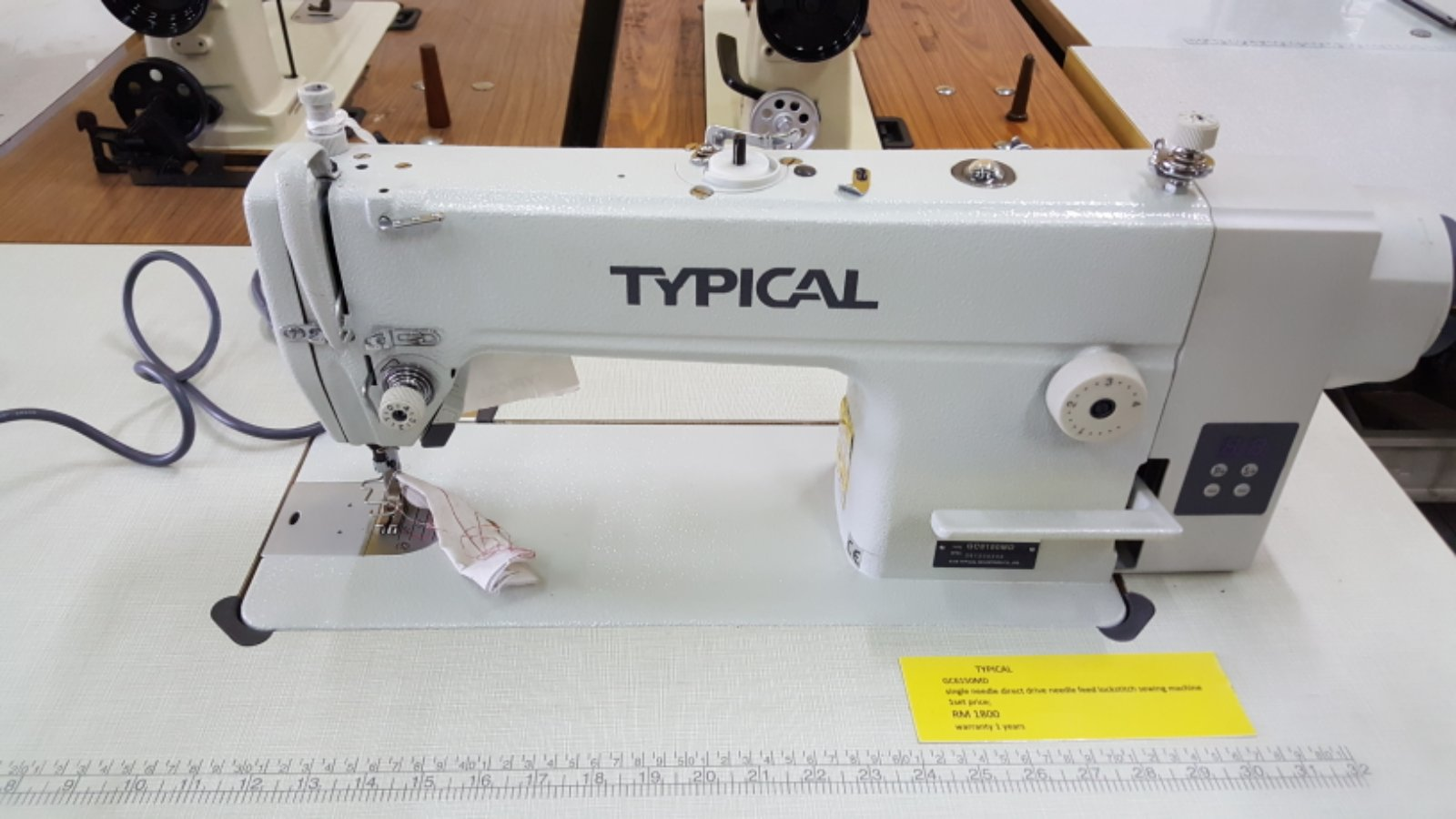New Typical Sewing Machine