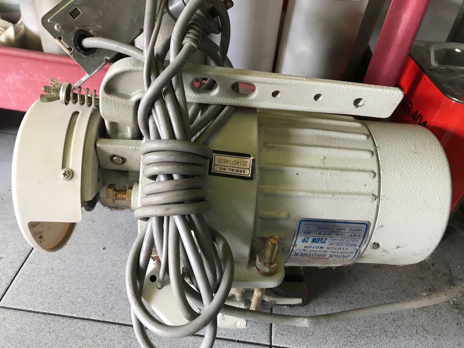 Repair Hi Speed Sewing Machine Motor